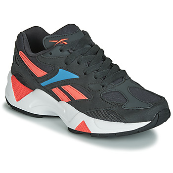 Skor Dam Sneakers Reebok Classic AZTREK 96 Svart / Korall