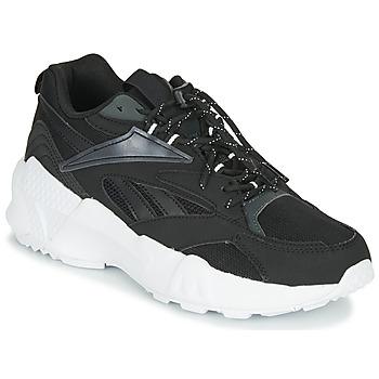 Skor Dam Sneakers Reebok Classic AZTREK DOUBLE MIX L Svart
