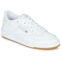 Skor Dam Sneakers Reebok Classic CLUB C 85 Vit