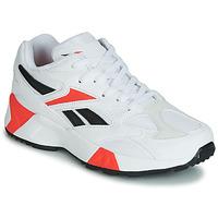 Skor Pojkar Sneakers Reebok Classic AZTREK 96 J Vit