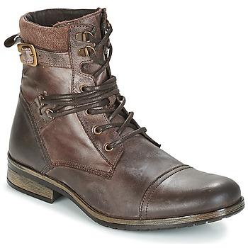 Skor Herr Boots Casual Attitude RIVIGH Brun