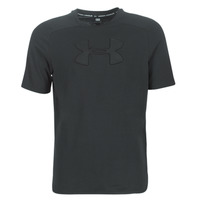 textil Herr T-shirts Under Armour UNSTOPPABLE MOVE TEE Svart
