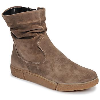 Skor Dam Boots Ara 14437-69 Mullvadsfärgad