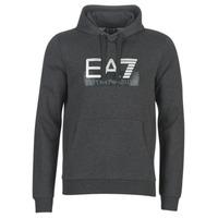 textil Herr Sweatshirts Emporio Armani EA7 6GPM17-PJ07Z-3909 Grå
