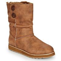 Skor Dam Boots Skechers KEEPSAKES 2.0 Kamel