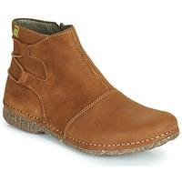 Skor Dam Boots El Naturalista ANGKOR Brun