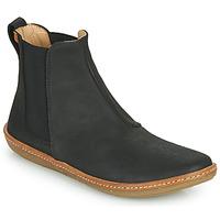 Skor Dam Boots El Naturalista CORAL Svart