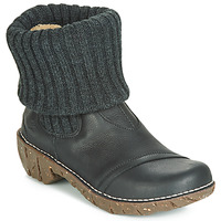 Skor Dam Boots El Naturalista YGGDRASIL Svart