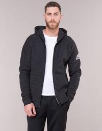 textil Herr Sweatshirts adidas Performance DU1137 Svart
