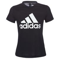 textil Dam T-shirts adidas Performance DY7734 Svart