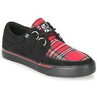 Skor Sneakers TUK CREEPER SNEAKERS Svart / Skotskrutig