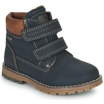 Skor Pojkar Boots Tom Tailor 73003-BLEU Blå