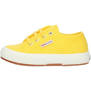 Skor Barn Sneakers Superga 2750S0003C0 Yellow Sunflower