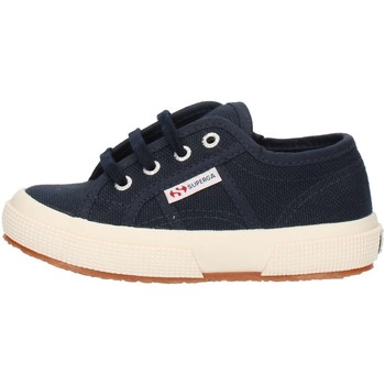 Skor Barn Höga sneakers Superga 2750S0003C0 Blue