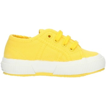 Skor Barn Sneakers Superga 2750S0005P0 Yellow Sunflower