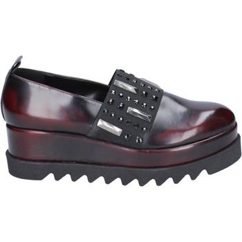 Skor Dam Slip-on-skor Olga Rubini Sneakers BS834 Violett
