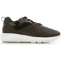 Skor Herr Sneakers Hogan HXM3710AQ10JIU737D color Mimetico
