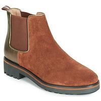 Skor Dam Boots Karston ONKIX Brun