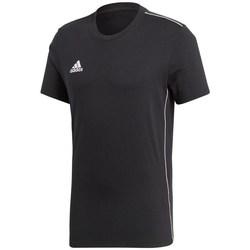 textil Herr T-shirts adidas Originals Core 18 Svarta