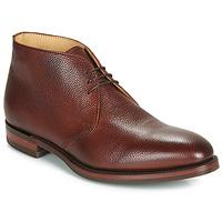 Skor Herr Boots Barker OAKNEY Bordeaux