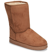 Skor Dam Boots Spot on JULIA Beige