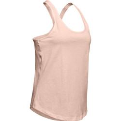 textil Dam Linnen / Ärmlösa T-shirts Under Armour X-Back Tank Rose
