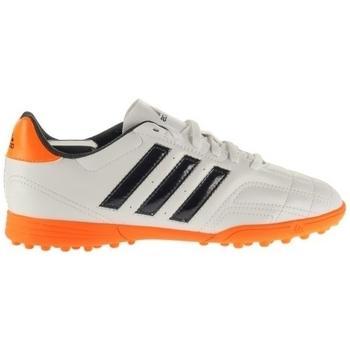 Skor Barn Fotbollsskor adidas Originals Goletto IV TF J Vit