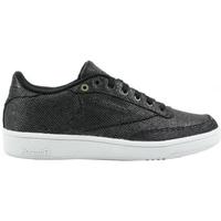 Skor Dam Sneakers Reebok Sport Club C 85 Grafit,Vit