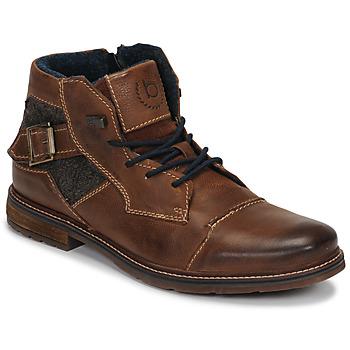 Skor Herr Boots Bugatti ROLLAND Brun