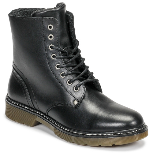Skor Flickor Boots Bullboxer AHC501E6LC-BLBLK Svart