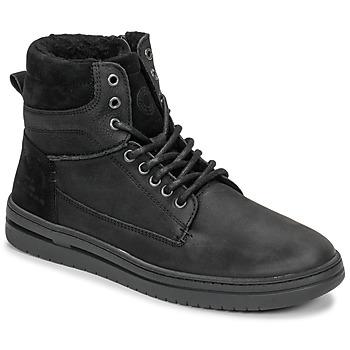 Skor Pojkar Höga sneakers Bullboxer AID500E6L-BLCK Svart