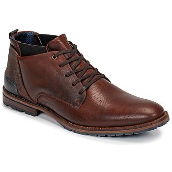 Skor Herr Boots Bullboxer 834K56935CP6RB Brun