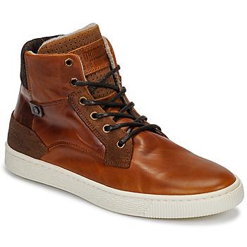 Skor Herr Höga sneakers Bullboxer 648K55858A2501 Brun