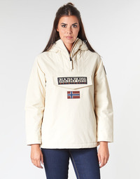 textil Dam Parkas Napapijri RAINFOREST WINTER Vit