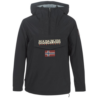 textil Dam Parkas Napapijri RAINFOREST WINTER Svart