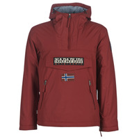 textil Herr Parkas Napapijri RAINFOREST POCKET Bordeaux
