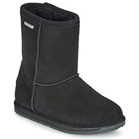 Skor Barn Boots EMU BRUMBY LO WATERPROOF Svart