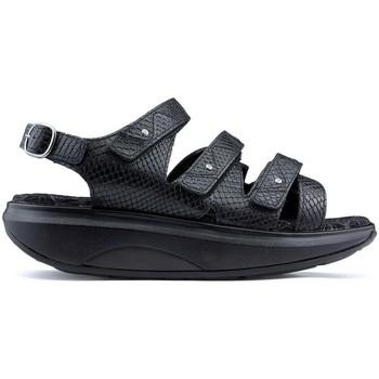 Skor Dam Sandaler Joya Id Kyoto BLACK_SNAKE