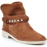 Skor Dam Boots Wrangler Indy Hole WL141711-160 brown