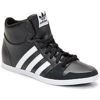 Skor Herr Höga sneakers adidas Originals ADILAGO MID Svart / Vit