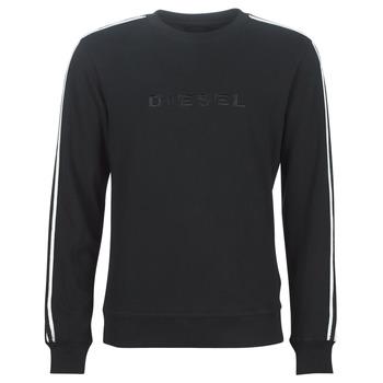 textil Herr Sweatshirts Diesel WILLY Svart