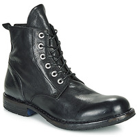 Skor Herr Boots Moma CUSNA NERO Svart