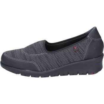 Skor Dam Slip-on-skor Cinzia Imprint Sneakers BS927 Svart