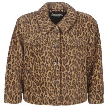textil Dam Vindjackor See U Soon 9262153 Leopard