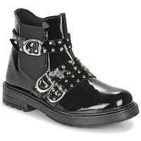 Skor Flickor Boots Citrouille et Compagnie LIRONDEL Svart