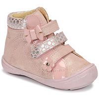 Skor Flickor Boots Citrouille et Compagnie HODIL Rosa