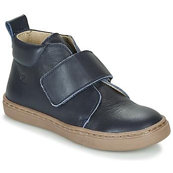 Skor Pojkar Boots Citrouille et Compagnie FOJAMO Marin