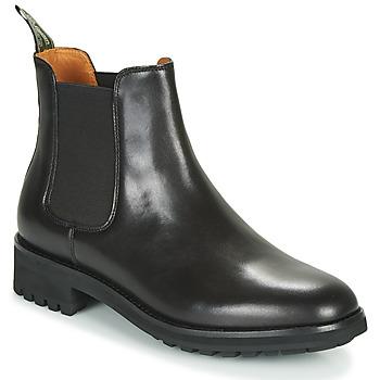 Skor Herr Boots Polo Ralph Lauren BRYSON CHLS Svart