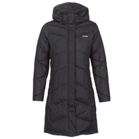 textil Dam Täckjackor Patagonia W'S DOWN WITH IT PARKA Svart