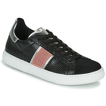 Skor Dam Sneakers Yurban LAMBONE Svart
